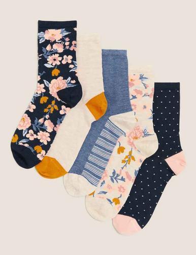 Шкарпетки жіночі х5