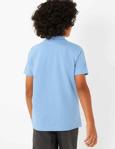 Сорочка-поло хлопчача х2