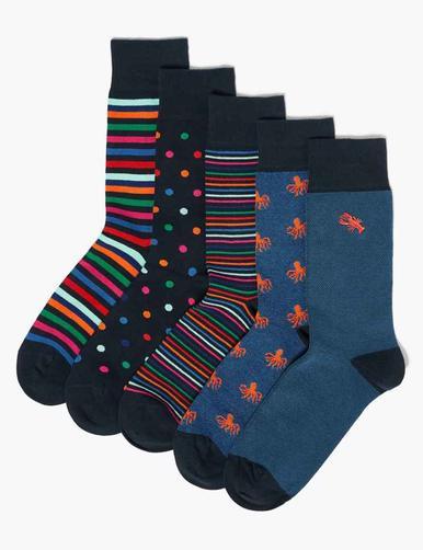 Шкарпетки чоловічі х5
