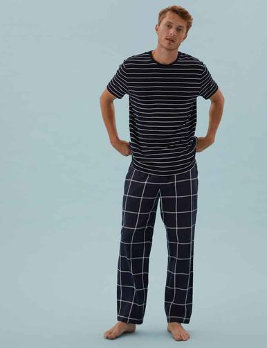 Штани піжамні чоловічі