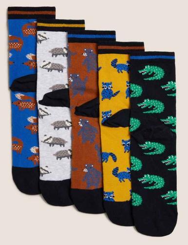Шкарпетки дитячі х5